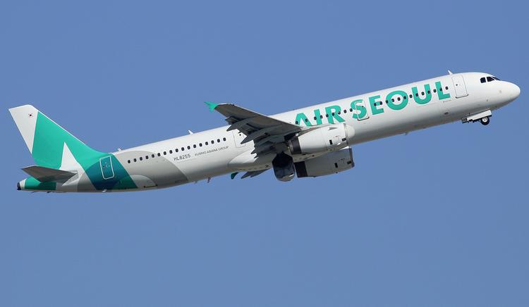самолет Air Seoul